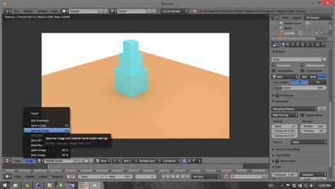 tutorial blender dasar dasar dasar blender 3d rendering bagian 6 6 blender