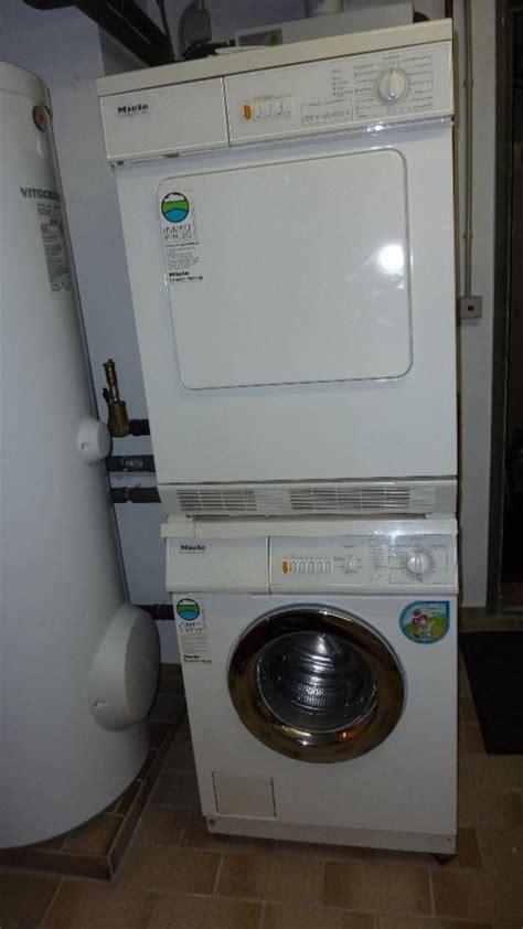 miele waschmaschine und trockner miele waschmaschine trockner turm in weil im sch 246 nbuch