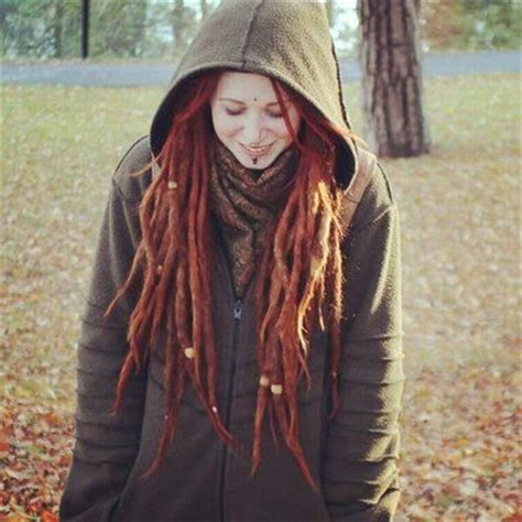 red dreadlocks natural red dreads hair pinterest dreads red dreads