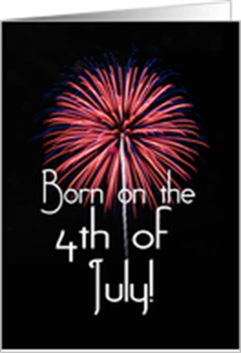 Happy Birthday 4th July Cards Fourth Of July Cards From Greeting Card Universe
