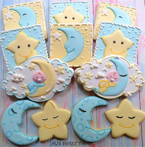 Cookie Baby Shower Decorations by 133 Best Baby Shower Cookies Decor Images On