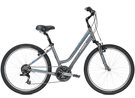 comfortable bike seat for trek comfort and hybrid bikes the crazy loon