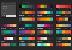 flat color palette the ultimate guide to flat design webdesigner depot