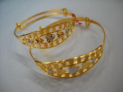 Gelang Tangan Dan Cincin Xuping 319 nazman enterprise bangle emas baby