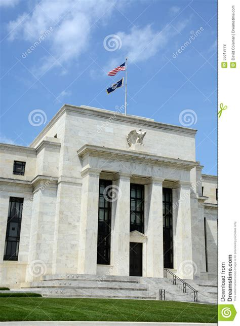 city bank washington dc federal reserve bank stock photo image 55618778
