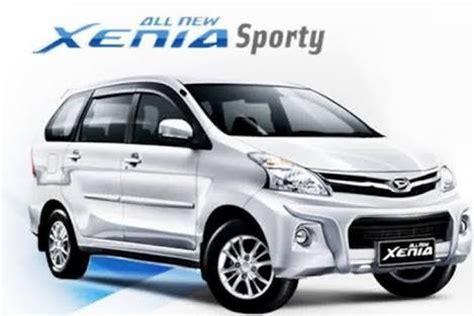 Sokbreker Depan Mobil Xenia Review Harga Dan Spesifikasi Daihatsu Xenia 2016