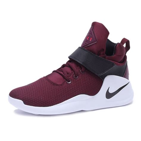 black nike basketball shoes nike kwazi maroon black basketball shoes 844839 600