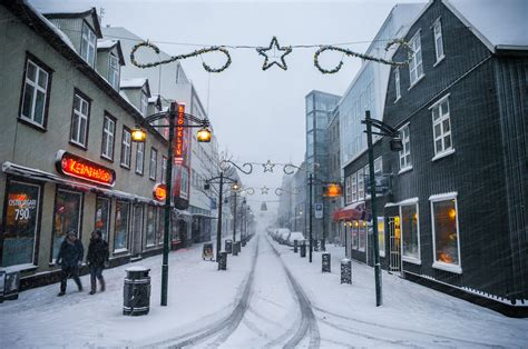 iceland during christmas