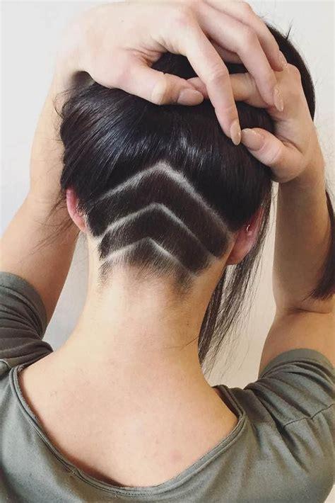 hair tattoo for girl best 25 undercut hairstyles ideas on