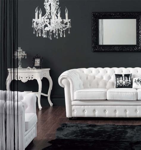 black and white themed room traditional living room with black and white color theme