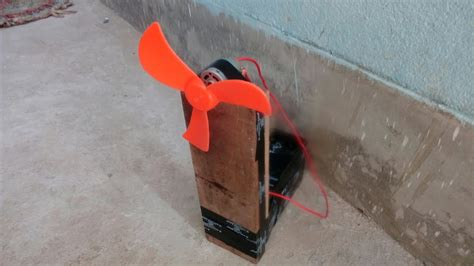 how to make a fan with dc motor how to make a powerful fan at home with dc motor use 12 v