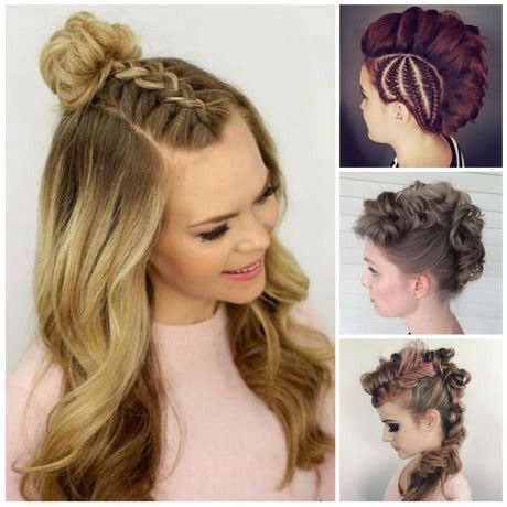 Casual Updo Hairstyles by Hair Everyday Updos