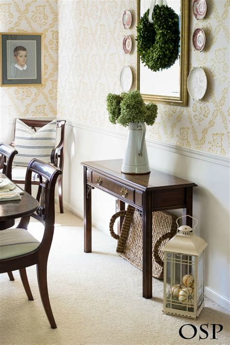 Neutral Dining Room Decor Fall Dining Room Decor Simple Neutral On