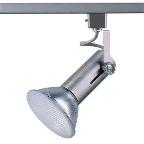 stainless steel track lighting stainless steel track lighting the home depot