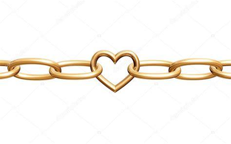 fotos de cadenas de amor cadena de amor foto de stock 4882018 depositphotos