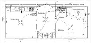 Dogtrot House Floor Plan Floor Plan Trot Click For A New Tab Window High