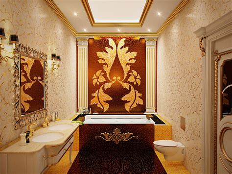 classic architectural wall embellishments featuring 23 bathroom visualizations featuring decorative wall tiles