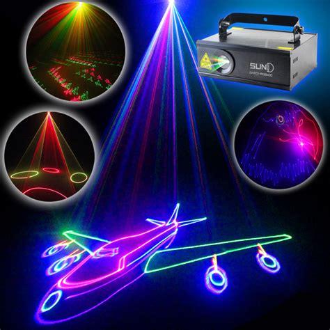 lcd lights suny stage lighting color ilda rgb laser dj lcd light