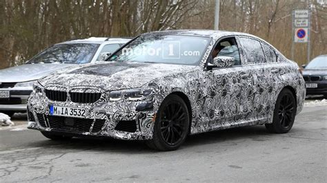 Bmw 3 Series 2019 Usa by 2019 Bmw 3 Series Sedans Spied On The Streets Of Munich