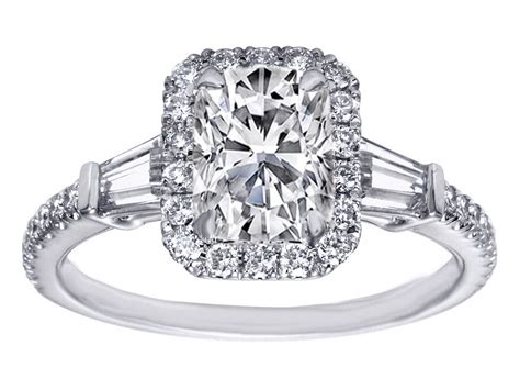 cushion engagement rings from mdc diamonds nyc