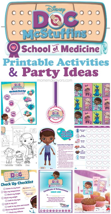 Doc Mcstuffins Worksheets by Doc Mcstuffins Free Printables Ideas