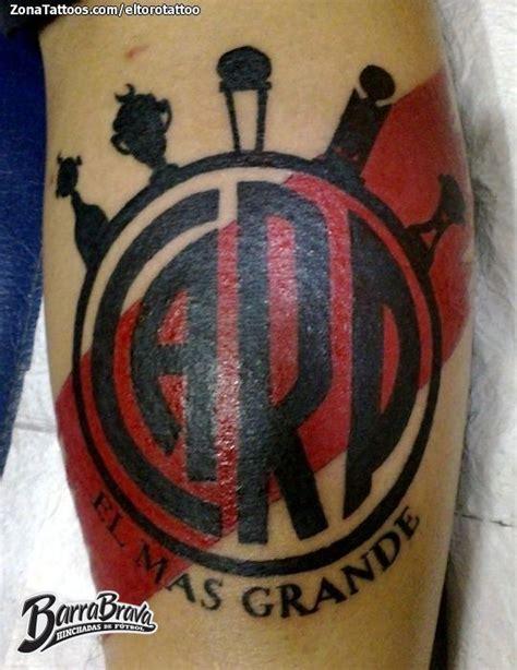 imagenes de tatuajes de river plate tattoos tatuajes los borrachos del tabl 243 n river plate