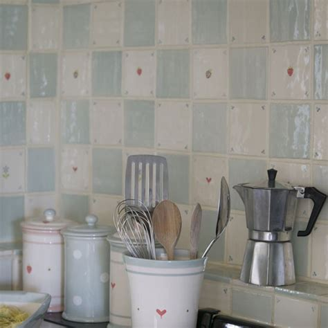 Wall Tiles For Kitchen Ideas Susie Watson Wall Tiles Kitchen Wall Tile Ideas Housetohome Co Uk