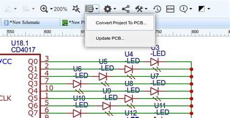 Pcb Lubang Single Layer Pcb Dot Single Layer 7 Cm X 9 Cm a review of easyeda a circuit eda tool atadiat