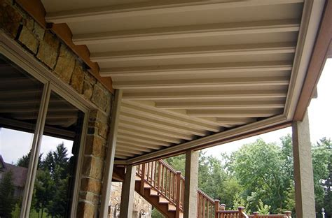 Deck Ceilings by Deck Ceiling Conservatory Improvements