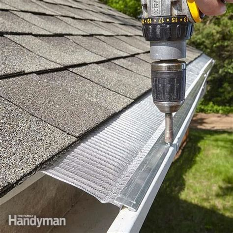 the best gutter guards for your home modern house and