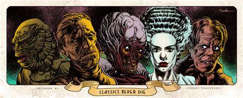 classic monster wallpaper classic horror wallpaper wallpapersafari