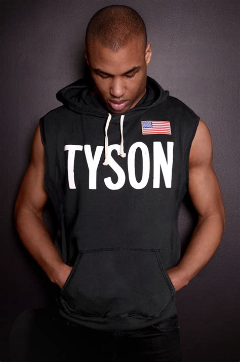 Sleeveless Hoodie Mma Fitness Fightmerch roots of fight mike tyson 86 sleeveless hoodie