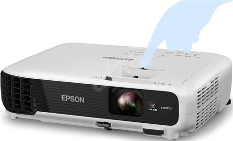 Proyektor Epson Eb W04 epson eb w04 projector alzashop