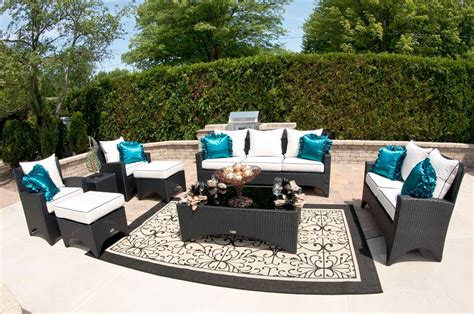 pool deck furniture layout arch dsgn the images collection of enchanting outdoor set wizker