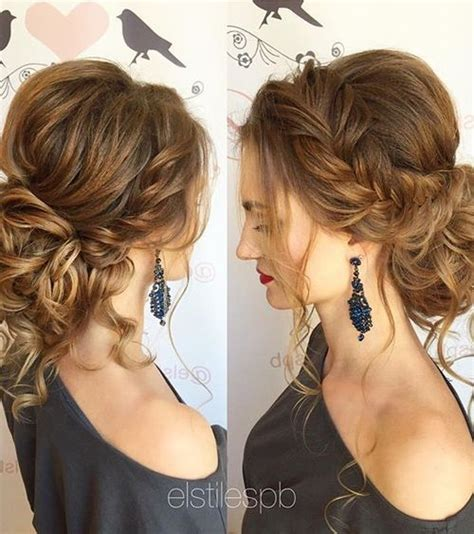 Wedding Hairstyles For Medium Hair Bridesmaid by 20 Killer Wedding Updos For Medium Hair Wedding
