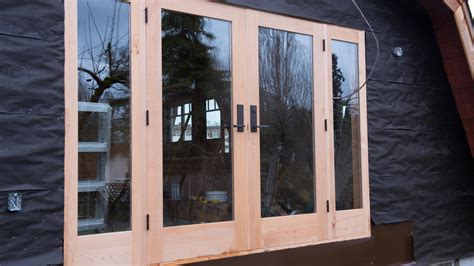 woodworking building french doors   youtube