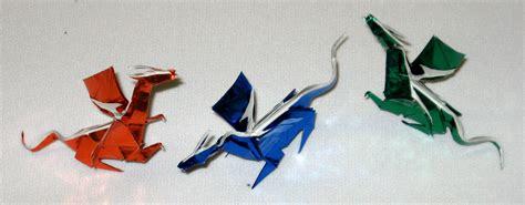 Origami Complex - origami in progress