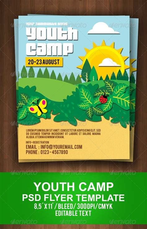 Youth C Flyer Template Youth C Flyer Template And Event Flyer Templates Youth Flyer Template Free
