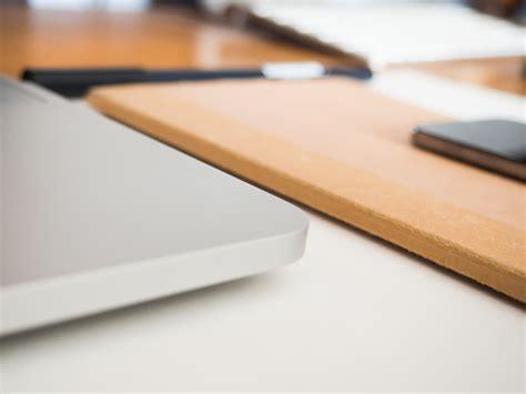 sketchbook laptop wood desk with sketchbook keyboard and laptop mmt