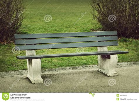 green park bench park bench royalty free stock image image 30826626