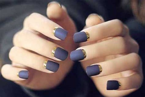 8 Nail Colours You Need For Right Now by For Something Different Try A Half Moon Or As Is Popularly