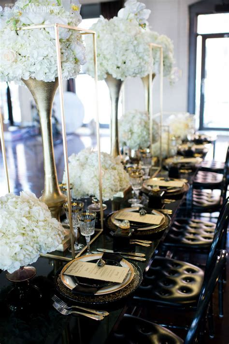 Black Swan Wedding Inspiration & Ideas   ElegantWedding.ca