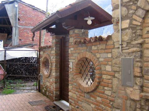 Muri In Pietra E Mattoni by Foto Fantasia In Mattoni E Pietra Naturale Di Bava