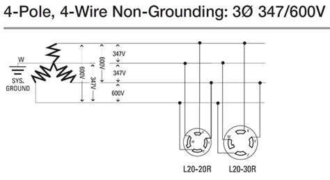 4 wire 240v wiring diagram 240v outlet wiring diagram