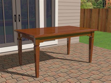 ways  refinish  wood table wikihow