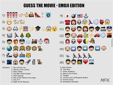 imagenes de adivina el emoji 30 retos para whatsapp con im 225 genes y atrevidos lifeder