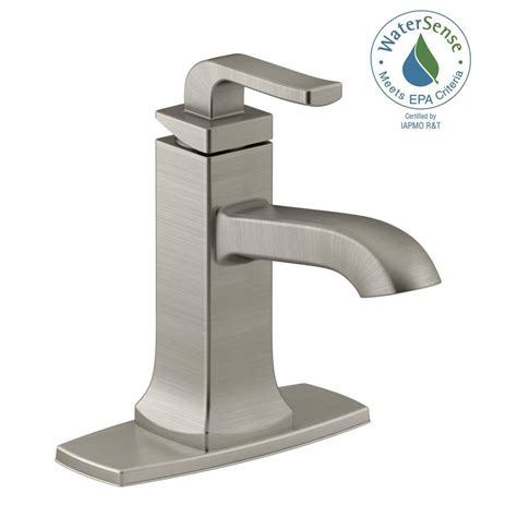 Bathroom Faucet Styles Bathroom Choose Your Lovely Single Handle Bathroom Faucet