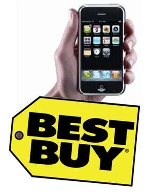 best buy iphones best buy to sell apple s iphone 3g 171 dvorak news