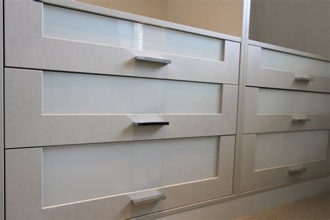 Fitted Wardrobe Drawers by Bespoke Wardrobe With Drawers
