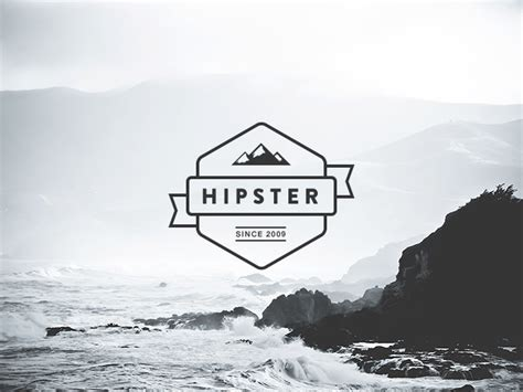 hipster logo creator pack free psd psdexplorer